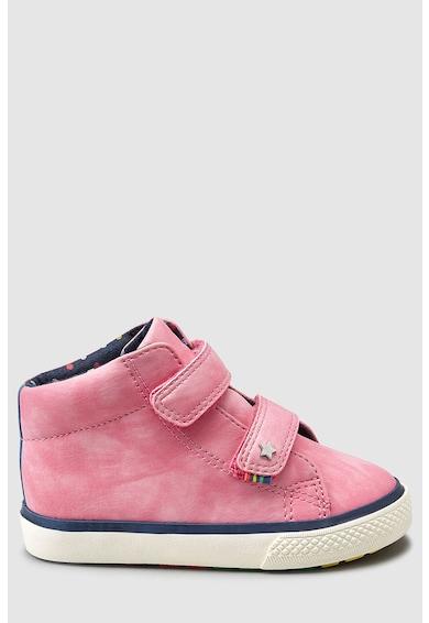NEXT Tépőzáras magas szárú sneakers cipő Lány