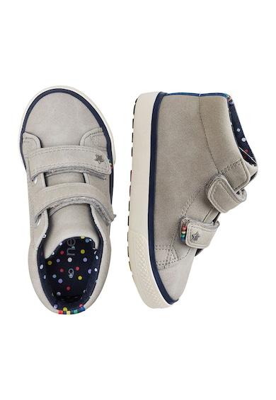 NEXT Magas szárú tépőzáras sneakers cipő Lány