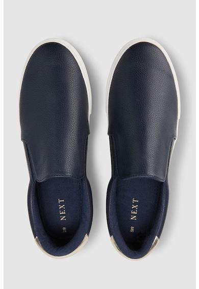 NEXT Pantofi sport slip-on de piele ecologica Femei