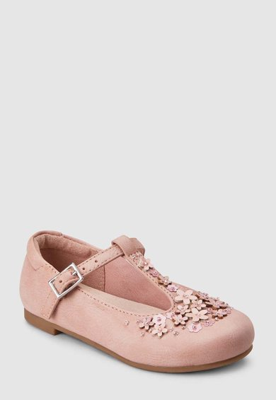 NEXT Cipő rátétekkel Lány