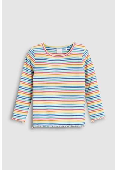 NEXT SweaterРипсена блуза с райе Момичета