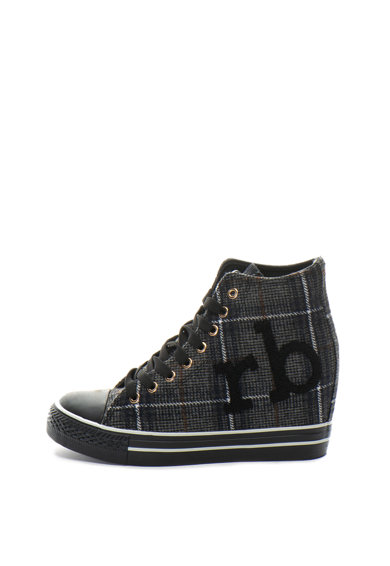 RB DI ROCCOBAROCCO Pantofi sport cu talpa wedge ascunsa Crown Femei