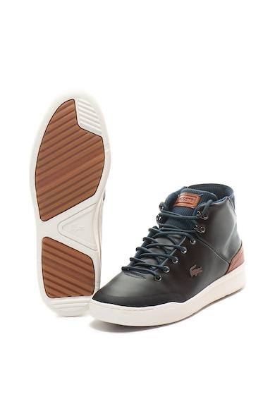 Explorateur középmagas szárú vízálló bőr sneakers cipő - Lacoste ... ff2810e3e4