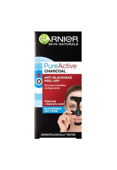 Garnier Masca pentru fata  Peel Off Pure Active Charcoal, 50 ml Femei