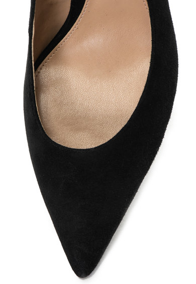 Lauren Ralph Lauren Pantofi stiletto de piele intoarsa Lanette Femei