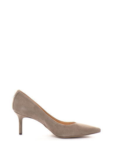 Lauren Ralph Lauren Pantofi cu varf ascutit, de piele intoarsa Lanette Femei