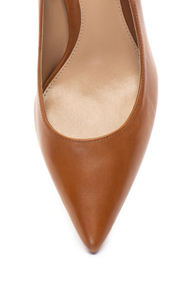 Lauren Ralph Lauren Pantofi stiletto de piele Lanette Femei
