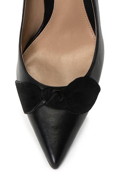 Lauren Ralph Lauren Pantofi de piele cu varf ascutit Lee Femei