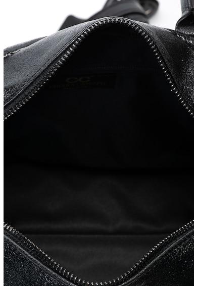 Chiara Canotti Капитонирана кожена чанта Жени