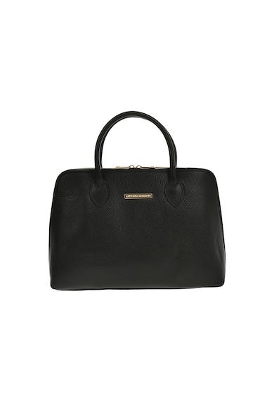 Antonia Moretti Кожена чанта с отделяща се презрамка Жени