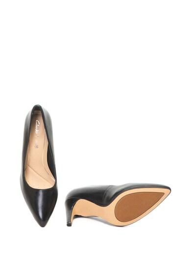 Clarks Кожени обувки Laina Rae Жени