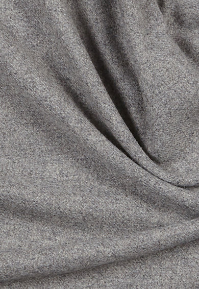 Moschino Esarfa de lana, cu franjuri Femei
