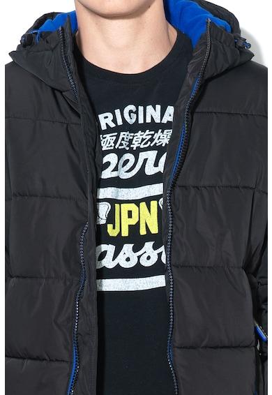 SUPERDRY Sports bélelt télikabát kapucnival férfi
