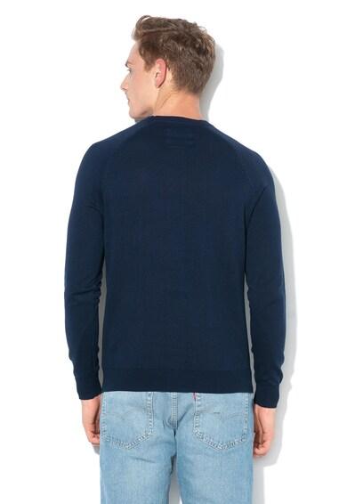SUPERDRY Orange Label finomkötött pulóver férfi