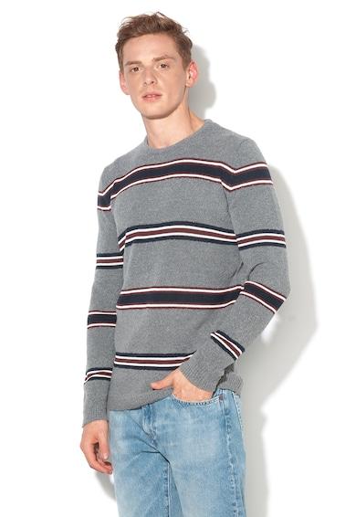 Tom Tailor Пуловер с райе Мъже