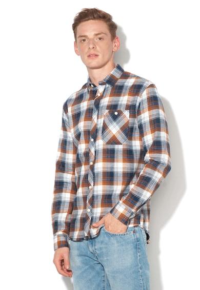 Tom Tailor Regular fit kockás ing férfi