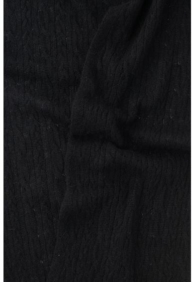 United Colors of Benetton Fular din amestec de lana, cu textura moale Femei