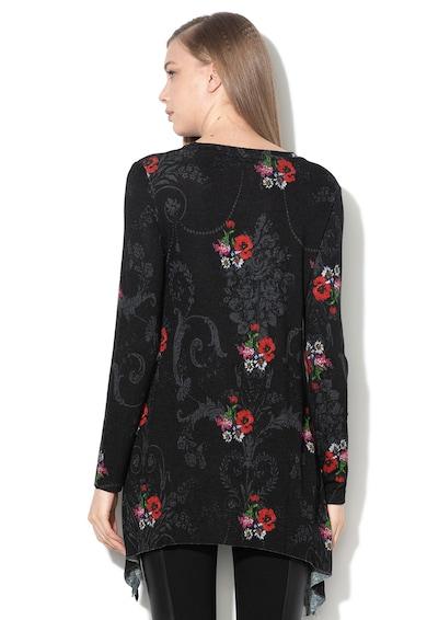DESIGUAL Асиметрична блуза Cronosk Жени