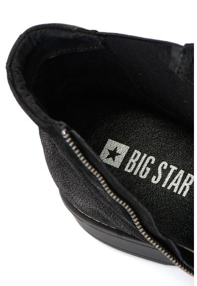 Big Star Bőr chelsea csizma BB174261 férfi