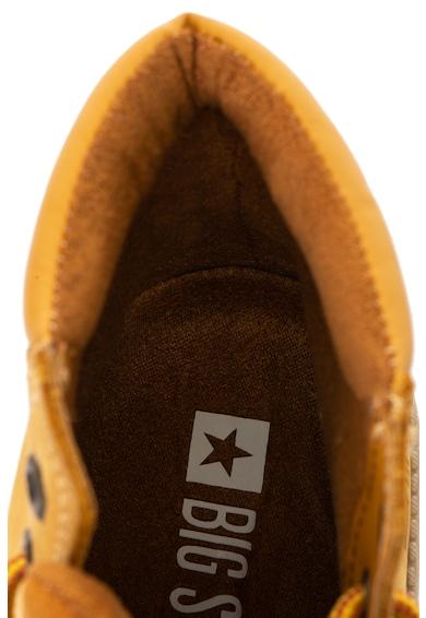 Big Star Боти от набук, с лого Жени