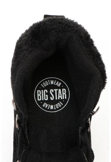 BIG STAR Ghete cu garnitura de blana sintetica Femei