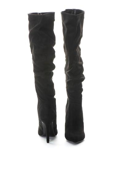 Zee Lane Cime lungi pana la genunchi de piele intoarsa sintetica Marilyn Femei