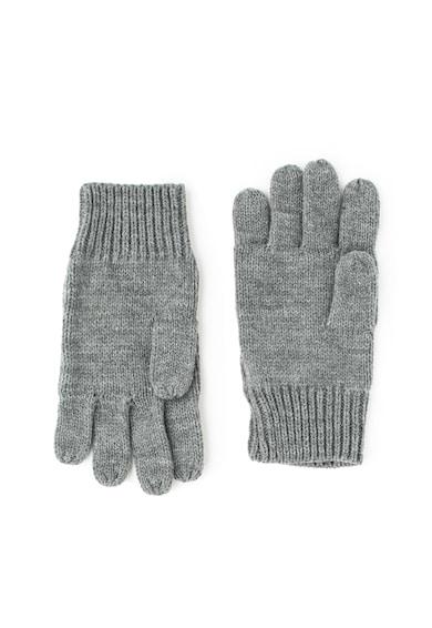 Esprit Плетени ръкавици с пришито лого Момичета