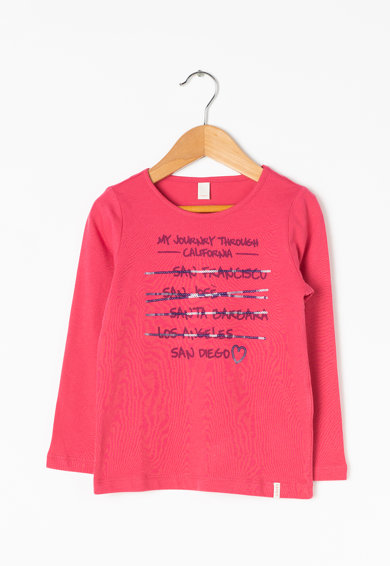 Esprit Блуза с пайети Момичета