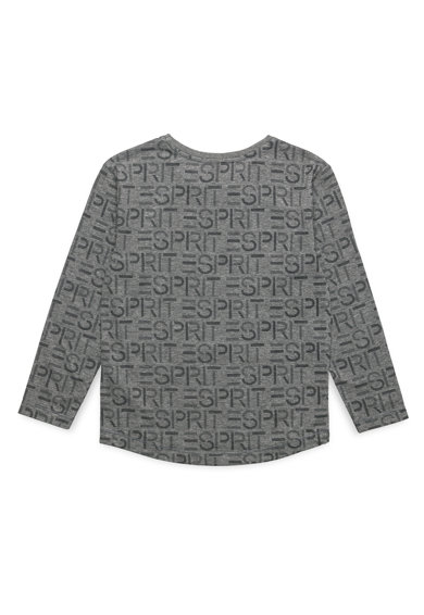 Esprit Pulóver logómintával Fiú
