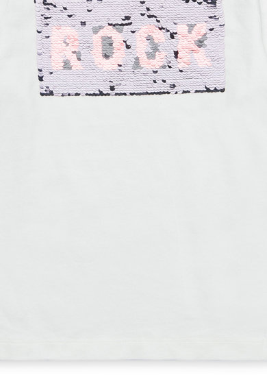 Esprit Szövegmintás vékony pulóver Lány