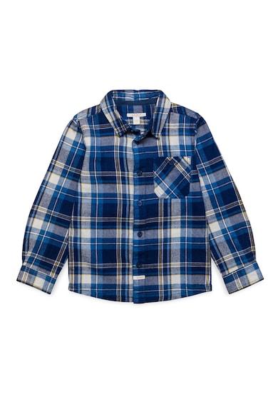 Esprit Карирана риза с пришит джоб Момчета