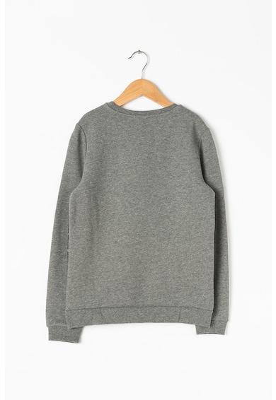 Esprit Fotómintás pulóver polárbéléssel Lány