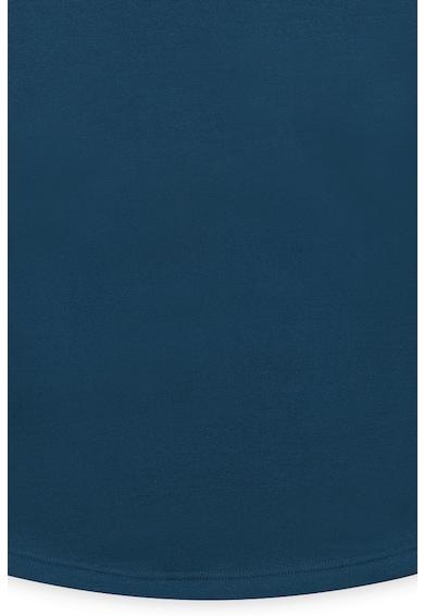 Esprit Bluza sport cu model colorblock si terminatie rotunjita Baieti