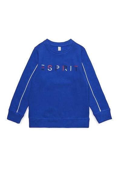 Esprit Суитшърт с лого и контрастни кантове Момчета