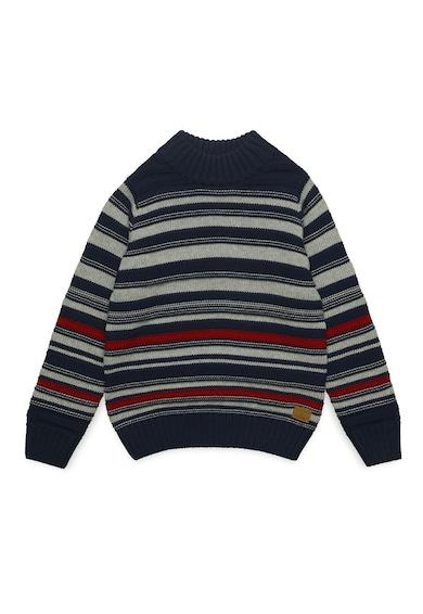Esprit Csíkos mintás pulóver Fiú