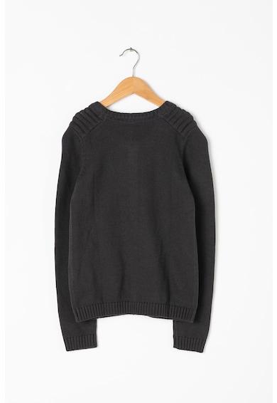 Esprit Cardigan din tricot, cu terminatii striate Fete