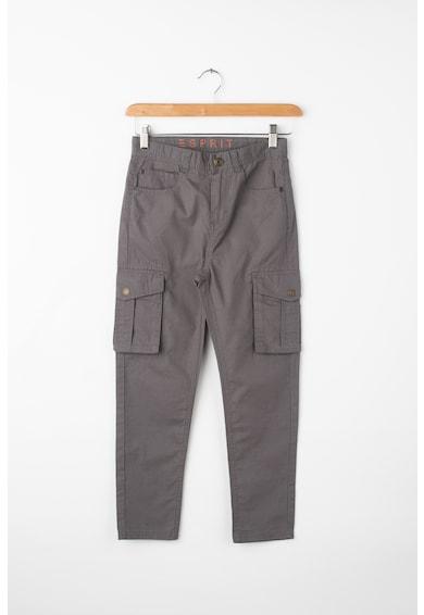 Esprit Pantaloni cu buzunar cu clapa Baieti
