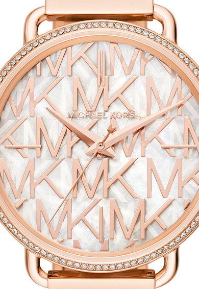 Michael Kors Часовник с кристали Жени