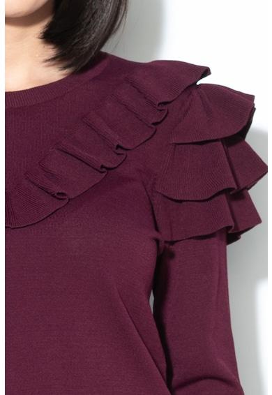 Ted Baker Фино плетен пуловер Yowsie с дипли Жени