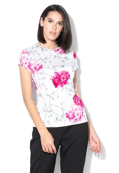 Ted Baker Флорална тениска Miriall по тялото Жени