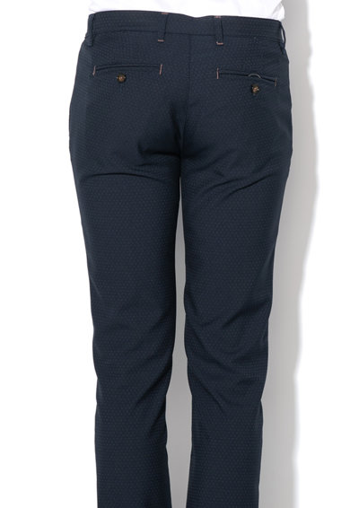 Ted Baker Pantaloni slim fit cu model discret Barbati