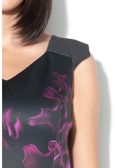 Ted Baker Semanj virágmintás bodycon ruha női