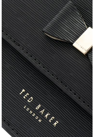 Ted Baker Малка кожена чанта Doriis Жени