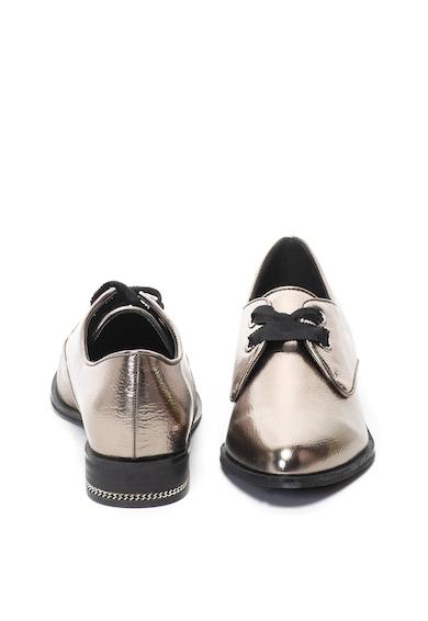 Aldo Pantofi de piele ecologica cu varf metalizat Ederabeth Femei