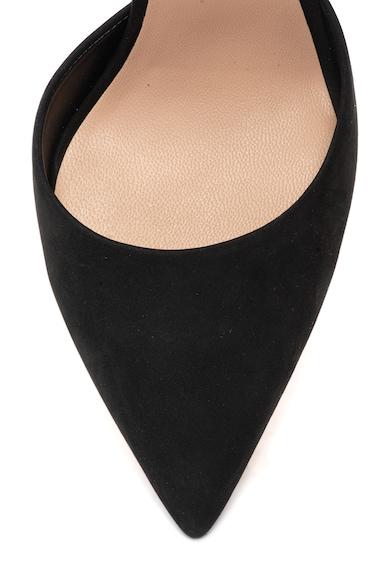 Aldo Pantofi cu bareta pe glezna, din piele nabuc Onaedia Femei