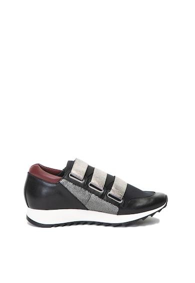 JUST CAVALLI Спортни обувки с кожа Жени