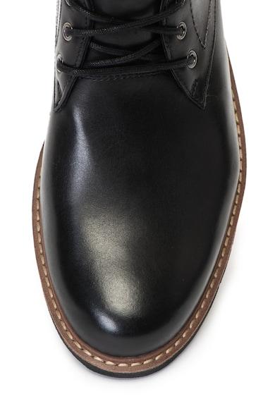 Clarks Batcombe bőr chukka cipő férfi