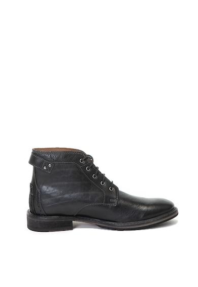 Clarks Clarkdale bőr chukka cipő férfi