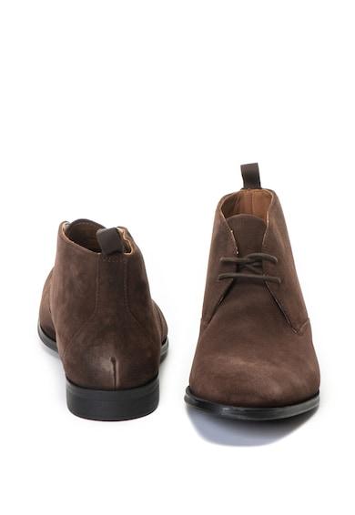 Clarks Gilman nyersbőr chukka cipő férfi
