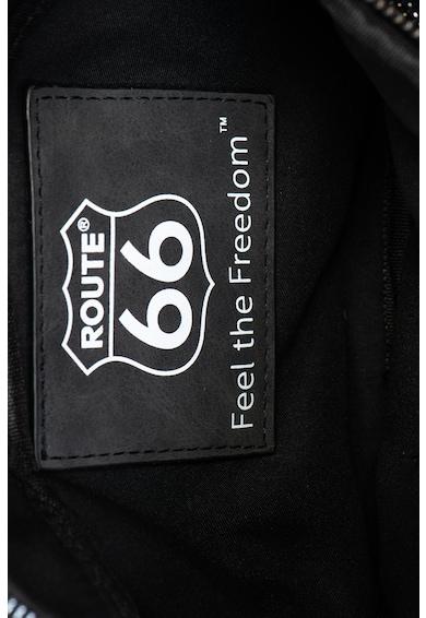 Route 66 Чанта за кръста от еко кожа с лого Мъже